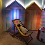 Penguin Deck Chair