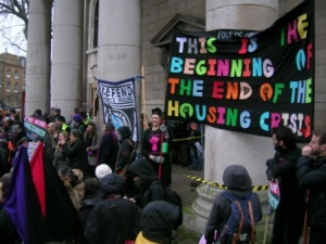 Focus E15 - March for Homes