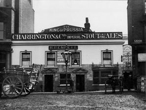 Edward VII Pub Stratford